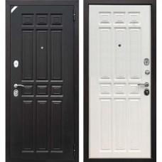 Входная дверь Зетта Комфорт 3 Д1 Основа (Венге / Белый венге)