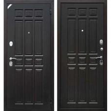 Входная дверь Зетта Комфорт 3 Д1 Основа (Венге / Венге)