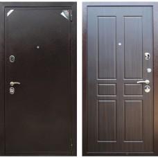 Входная дверь Зетта Евро 2 Б2 Параллель (Венге)
